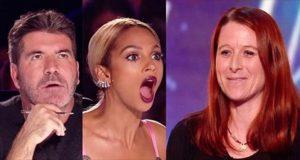 De tror hun skal synge, men når kvinnen inntar scenen og gjør DETTE, blir juryen målløse.
