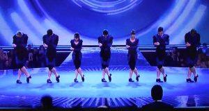 Dommerne tok dem ikke seriøst, men så snart de begynte å danse, slo de alle forventninger og VANT.