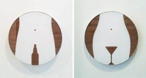 22 kreative baderomsskilt som får selv den mest tissetrengte til å le. Nr. 5 er jo genial.