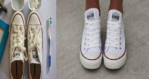 Slitte sko, sa du? Med DETTE enkle knepet vil du få dem til å se helt nye ut igjen. Få med deg denne!