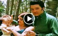 Disse sjeldne hjemmevideoopptakene av Elvis Presley vil få deg til å savne ham enda mer.