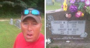 6-åring blir drept av en beruset fører. Så besøker far graven og avslører at føreren var hennes mor.