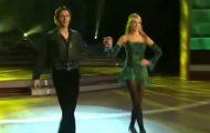 De begynner å danse en irsk dans. Men da jeg så DETTE, kunne jeg ikke se bort.