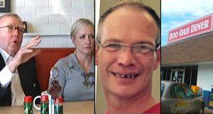 Den rike advokaten ga ingen tips til servitøren med tannproblemer. Det han HELLER gjorde? Wow.