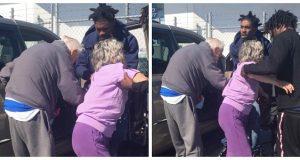 Tre menn omringer pensjonistparet. Da innser politiet hva som er i ferd med å skje…