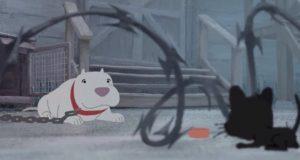 Pixars nye kortfilm om en løskatt og en pitbull får det til å rykke i hjertestrengene.