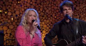 Maria og Lars – «Har en drøm». Nydelig.