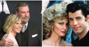 Her gjenforenes Grease-stjernene etter 40 år – da oppstår et intimt kyss mellom Olivia og John