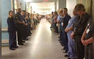 Organdonoren reddet 50 liv – her hedrer de sykehusansatte han.