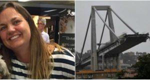 Legen overlevde da broen kollapset, takket være en fremmed som sa: «Kom, så løper vi!»