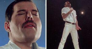 Fremførelsen var bortglemt i 33 år. Slik har du aldri sett Freddie Mercury før!