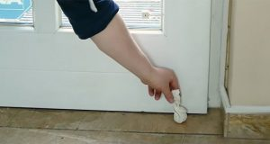 Enkelt knep som få kjenner til: Slik slipper du insekter i hjemmet – legg bare dette ved døren.