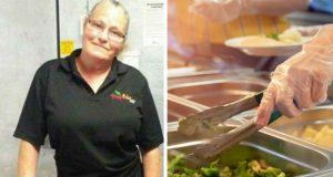 Hun serverte gutt mat til tross for at han ikke kunne betale – nå får hun sparken.