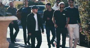 Ed Sheeran gikk sammen med Andrea Bocelli. Øyeblikket han overtar blir jeg hypnotisert.