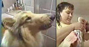 Mor i familien vil kvitte seg med bjeffende hund. Men så oppdager hun det utenkelige.