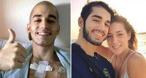 20-åringen dør av leukemi – så blir avskjedsbrevet hans funnet, som er noe alle burde lese.