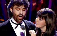 De to verdensstjernene møtes for å synge «Time to Say Goodbye». Resultatet? Magisk.