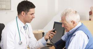 Han sier til legen at kona bare er sur. Legens svar er HELT utenom det vanlige.