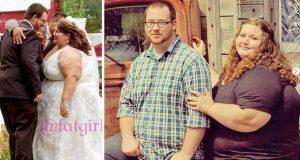 Ekteparet gikk ned tilsammen 140 kg. Se den ufattelige forvandlingen.