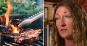 Illsint veganer får nok av naboens grilling – nå saksøker hun dem. «Kan ikke bruke tomten min!»