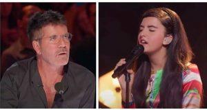 Angelinas drøm var å synge for Simon. Her bergtar hun VERDEN med «Bohemian Rhapsody»
